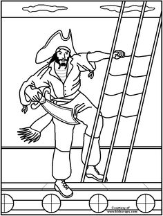 free printable pirate coloring pages great for kids teachers and parents