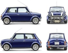 Text from Wikipedia, the free encyclopedia The Mini is a small car that was made by the British Motor Corporation (BMC) and its successors from 1959 until 2000. The original is considered a British...