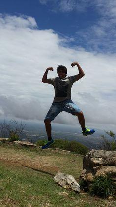 Prince the great, shot by me @ Nandi hills near namma Bengaluru