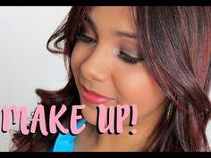 Maquillaje Noche! - LoLina Make Up, Bridal, Youtube, Tutorials, Bride, Brides, Beauty Makeup, Makeup, Maquiagem