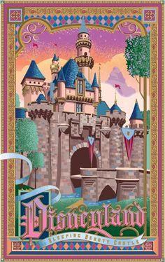 Jeff Granito Art for The #Disney Gallery