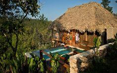 Remote Resorts in North America | InsideHook - Blancaneaux • Belize