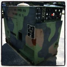 2008 Diesel Generator Set- great condition! Any homeowner, prepper, homesteader & survivalist should have one! Get yours on Government Liquidation!