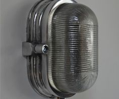 Our re-make of the classic Century industrial prismatic glass bulkhead wall light. Cast-aluminium with ribbed glass diffuser. Rear or base cable entry. Vintage Industrial Lighting, Industrial Chic, Wall Lights, Ceiling Lights, Bath Design, Lighting Design, Interior And Exterior, Bathroom Lighting, Ocean Bathroom