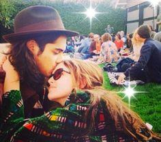 Hottest Celebrity Couple of the Summer 26 - Jade West, Zoey Deutch, Avan Jogia, Charming Man, Prince And Princess, Actor Model, Celebrity Couples, King Queen, Free Spirit
