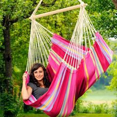 Amazonas Brasil Grenadine Hammock Chair