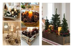 Modern Planters, Diy Planters, Ladder Decor, Table Decorations, Christmas, Furniture, Home Decor, Lana, Ideas