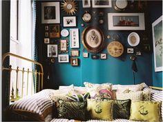 Lonny mag - cozy bedroom