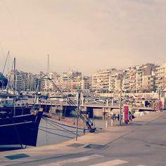 Pasalimani - Piraeus Two Faces, Acropolis, Ancient Greece, Homeland, Athens, Old Photos, San Francisco Skyline, Counting, Mythology