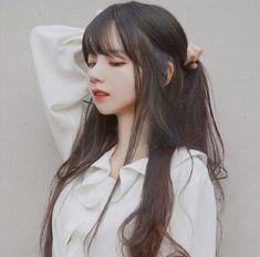 [Ulzzang icons ]♡ - T R 3 S - Wattpad Cute Japanese Girl, Cute Korean Girl, Cute Asian Girls, Beautiful Asian Girls, Cute Girls, Uzzlang Girl, Girl Face, Woman Face, Pelo Ulzzang