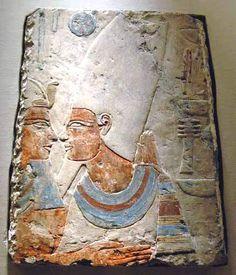 Ahmose before Osiris (Manchester Museum)