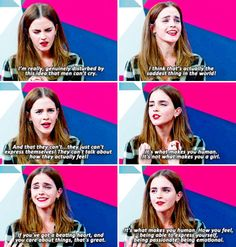 Emma Watson is the best! Admit it, you read this in her voice m Harry Potter Cast, Harry Potter Fandom, Harry Potter Memes, Emma Watson Quotes, Emma Watson Funny, Audrey Hepburn Quotes, Feminist Quotes, Celebrity Moms, Celebrity Photos