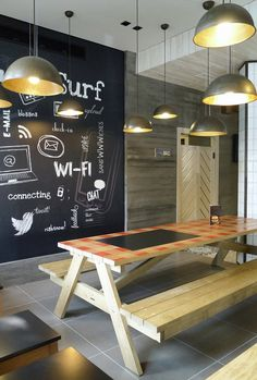 ARCHISEARCH.GR - GOODY'S BURGER HOUSE IN ATHENS BY KONSTANTINOS CHADIOS AND DIONYSIA DASKALAKI