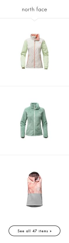 """north face"" by nanette-253 ❤ liked on Polyvore featuring activewear, activewear jackets, the north face, outerwear, vests, racerback vest, vest waistcoat, the north face vest, jackets and quilted fleece jacket"