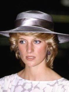 Diana, Princess of Wales at the opening of the Fisher Price Toy Factory in Peterlee.