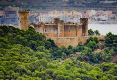 Place: Castillo de Bellver, Palma de Mallorca / Balearic Islands, Spain. Photo by: Eduardo Zúñiga (flickr)