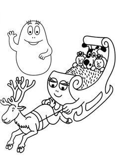 Coloriage barbapapa ecole pinterest coloring pages coloring pages for kids et color - Barbapapa dessin ...