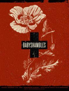 Babyshambles 12/12/06 Manchester