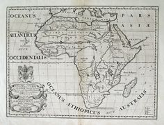 Ancient African | times of ancient scriptures much of africa even west africa was ...