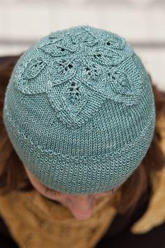 Knit hat: bellecrochettes Y u k i m i