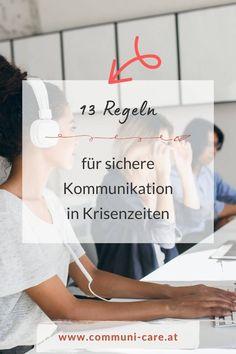 Krisenkommunikation ist eine Herausforderung, weil jede Krise anders ist. Mit diesen 13 Tipps hast du einen Leitfaden, der dich sicher durch Krisenzeiten bringt. Personal Branding, Content Marketing, Planer, Mindset, Contentment, Challenges, Concept, Tips And Tricks, Attitude