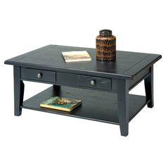 Danbury Coffee Table in Black at Joss & Main