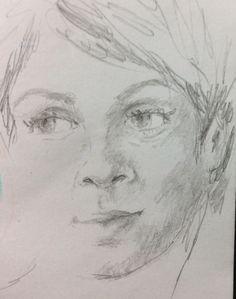 Irene Schwarz, Artist Irene, Watercolors, Sons, Portraits, Bird, Face, Artist, Water Colors, Head Shots
