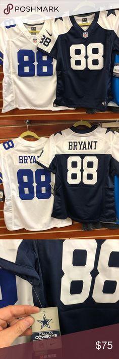 6b9378dd6be Nike Dez Bryant Dallas Cowboys On Field Jerseys New Nike Dez Bryant Dallas  Cowboys On Field