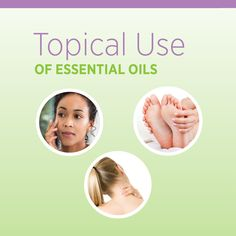 Learn how to use essential oils topically with a few simple tips and tricks to ensure safe effective use. Topical use will allow you to experience the benefits of doTERRA® products.