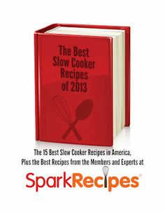 FREE Cookbook: The Best Slow Cooker Recipes of 2013 | SparkPeople