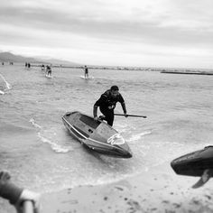 Stand Up Paddle Race in our beach Us Beaches, Paddle, Surfboard, Racing, Boat, France, Pictures, Life, Running