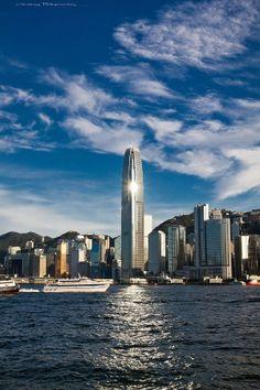 Hong Kong - Victoria Harbour