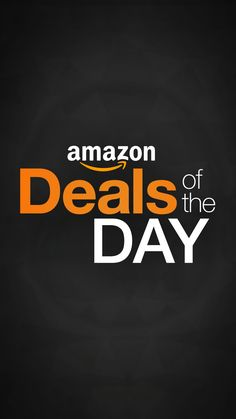 New deals. Every day. Shop our Deal of the Day, Lightning Deals and more daily deals and limited-time sales.
