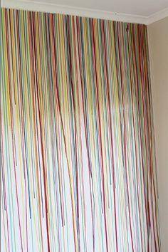 Como Pintar De Forma Creativa Y Facilmente Las Paredes De Tu Casa Con Una Jeringuilla Pintura De Bricolaje Pintar Habitacion Manualidades De Decoracion