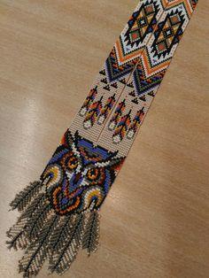 Boho Necklace, Boho Jewelry, Beaded Jewelry, Tear, Beading Projects, Loom Patterns, Loom Beading, Seed Beads, Cross Stitch