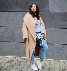 Samieze -  - Camel Coat