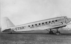 FIAT G.18 I-ETNA