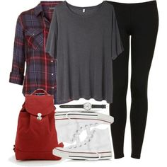 Stiles Inspired Outfit with Leggings and High Top Converse - http://urbanangelza.com/2015/10/19/stiles-inspired-outfit-with-leggings-and-high-top-converse/?Urban+Angels http://www.urbanangelza.com