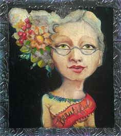 Cassandra Barney - More Beautiful with Every Year - OPEN EDITION CANVAS Published by the Greenwich Workshop