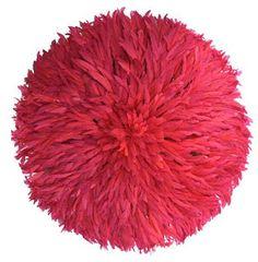 Vintage AGAIN KatharineLake XL Pink and Orange Authentic Juju Hat