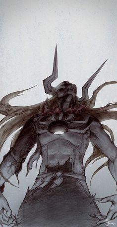 Hollowed Ichigo