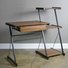 Baxton Studio New Semester Computer Desk - Overstock™ Shopping - Great Deals on Baxton Studio Desks