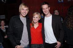 Ryan Hansen, Kristen Bell and Jason Dohring