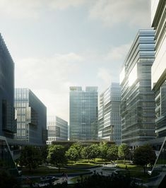 Gallery of Aedas-Designed Project in Shanghai Deemed World's Best Mixed-Use Project - 2
