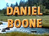 Daniel Boone is an American action/adventure television series starring Fess Parker as Daniel Boone that aired from September 24, 1964 to September 10, 1970 on NBC for 165 episodes, and was made by 20th Century Fox Television. Ed Ames co-starred as Mingo, Boone's Native American friend, for the first four seasons of the series.