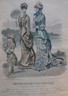 Le Moniteur des Dames et des Demoiselles 1879