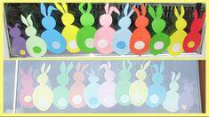 #Tvoření - barevná #velikonoční #výzdoba na okno. #Tvořenínásbaví: https://goo.gl/M6PY0J