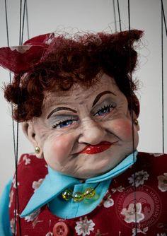 czech marionette - Great face,, lol