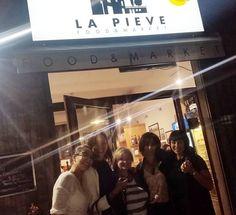 #ierisera siamo tornate a mangiare la #pizza a #pala dalla #ritadesantis  #lapievefoodandmarket #