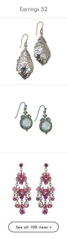 """""""Earrings 52"""" by singlemom ❤ liked on Polyvore featuring jewelry, earrings, accessories, holiday gift guide, women, drop dangle earrings, long earrings, lois hill earrings, holiday jewelry and evening earrings"""